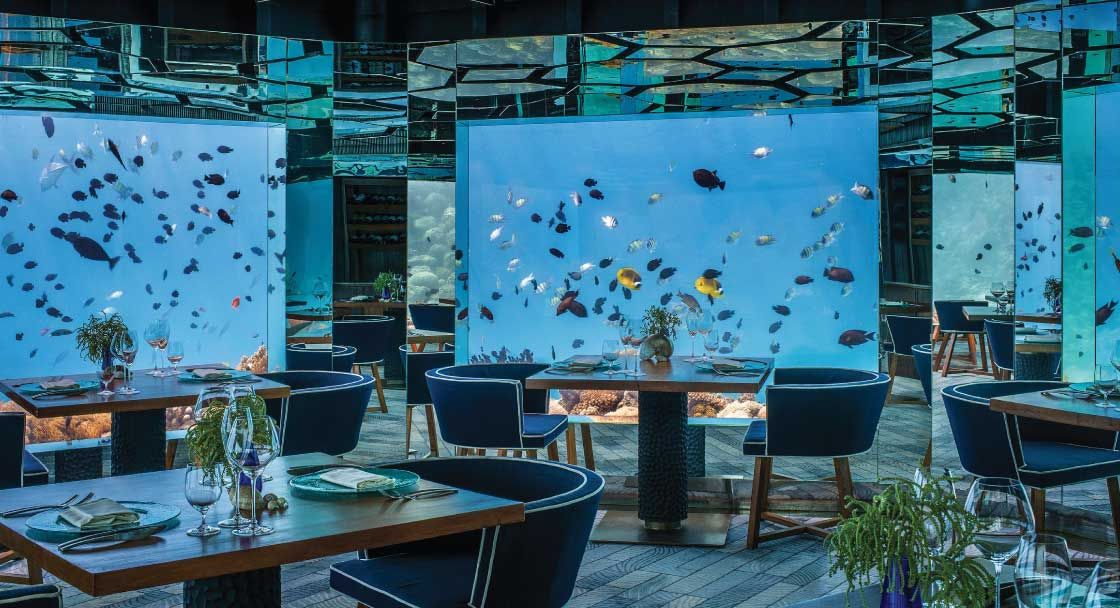 Maldives Underwater Hotels The Ultimate Experience The Maldives